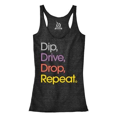 LifeASRX Dip Drive Drop Atlet Siyah