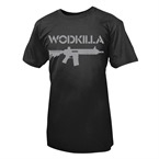 LifeASRX WodKilla MP4 T-Shirt Siyah