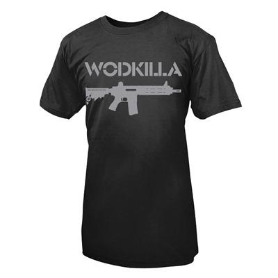 LifeASRX WodKilla MP4 T-Shirt Siyah