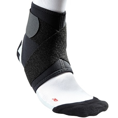 MC David Level 2 Ankle Support Siyah
