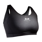 MC David Womens Sports Bra Siyah
