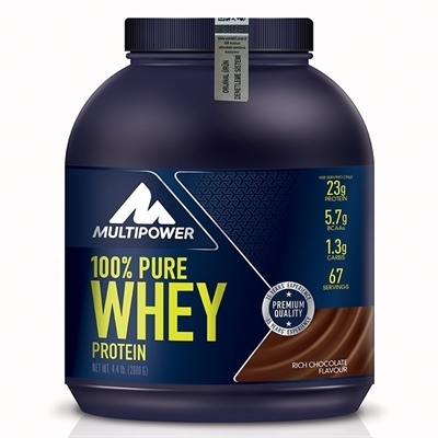 Multipower %100 Pure Whey Protein 2000 Gr
