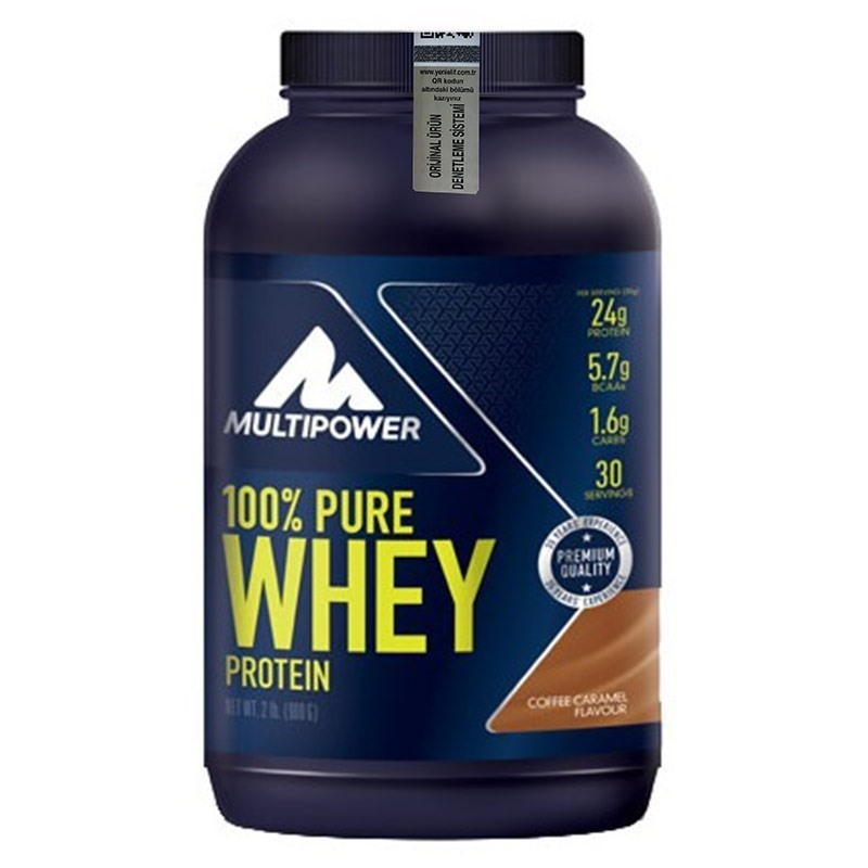 Multipower %100 Pure Whey Protein 900 Gr