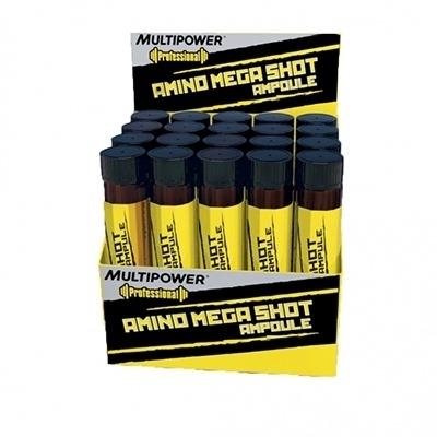 Multipower Amino Mega Shot 20 Ampül
