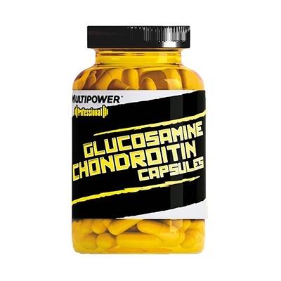 Multipower Glucosamine & Chondroitin 120 Kapsül