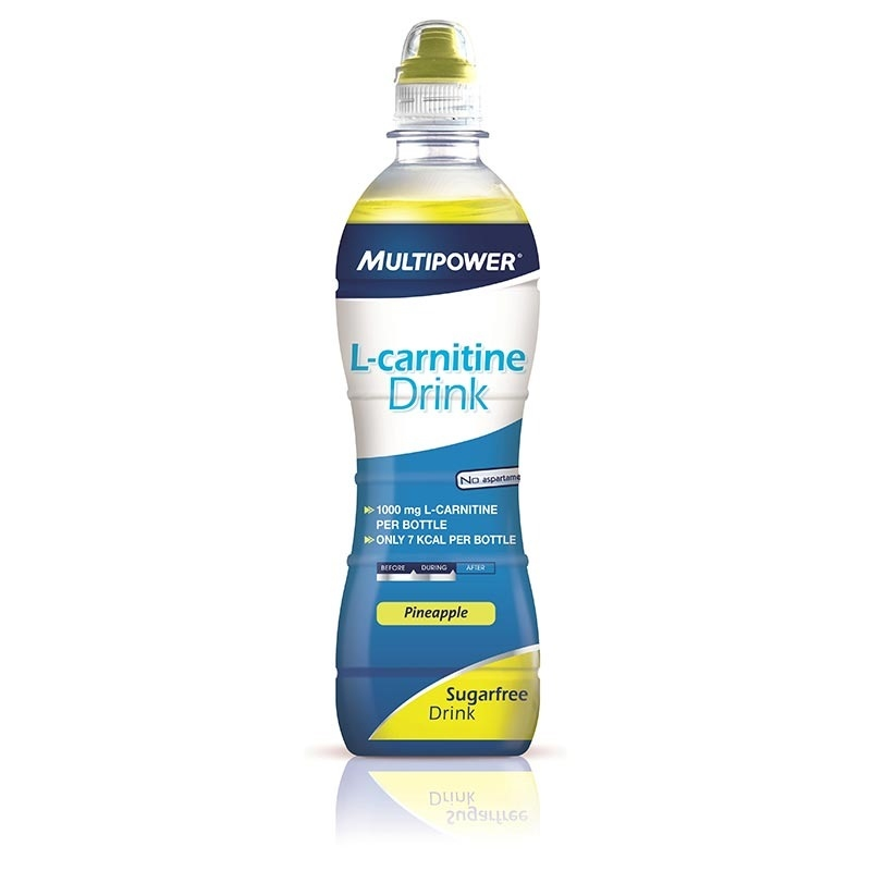 Multipower L-Carnitine Drink 500 ML 24 Adet