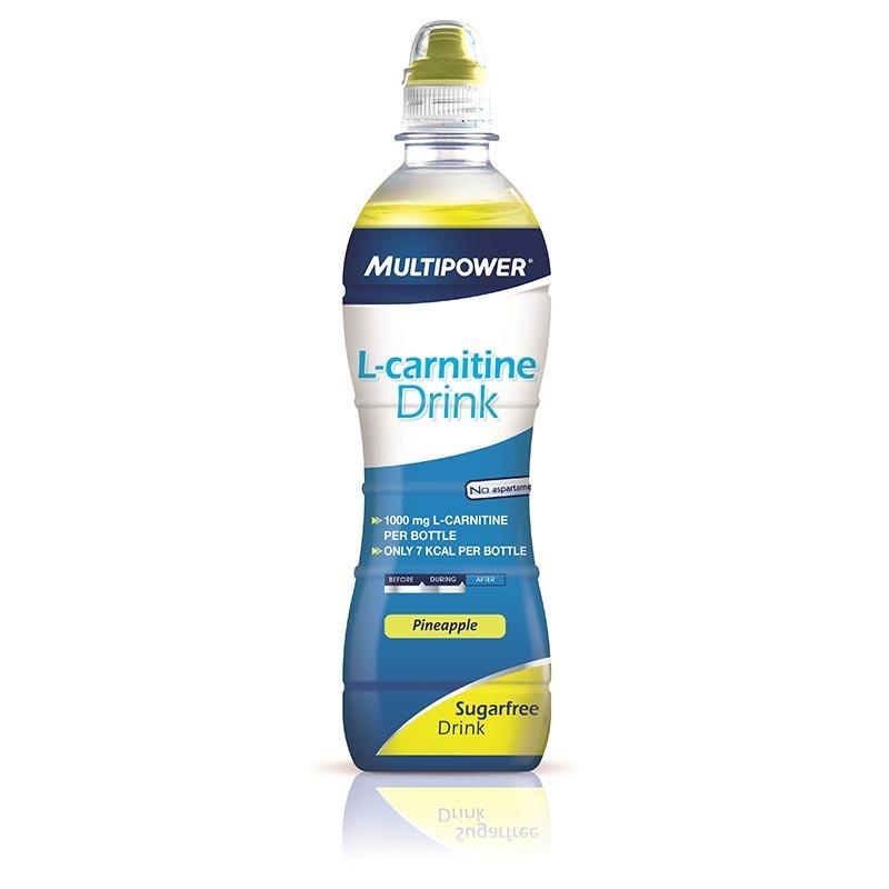 Multipower L-Carnitine Drink 500 ML