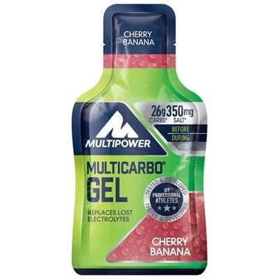 Multipower Multicarbo Gel 40 Gr