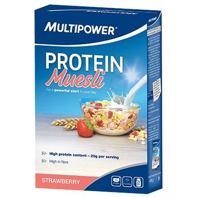 Multipower Protein Musli 400 Gr