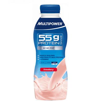 Multipower Protein Shake 55 Gr Protein 500 ML