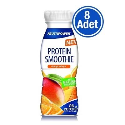 Multipower Protein Smoothie 330 ML (8 Adet)