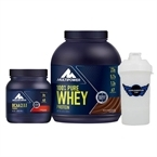 Multipower Pure Whey Protein 2000 Gr + BCAA Powder Kombinasyonu