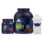 Multipower Pure Whey Protein 2000 Gr + BCAA Powder Kombinasyonu
