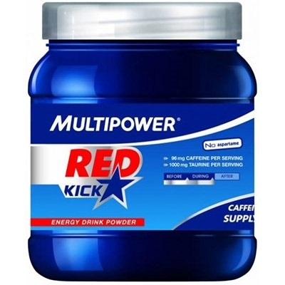 Multipower Red Kick 500 Gr