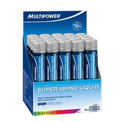 Multipower Super Amino Liquid 20 Ampül