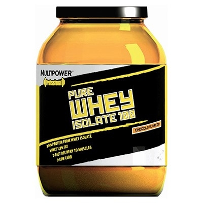 Multipower Whey Protein Isolate 100 2.25 Kg