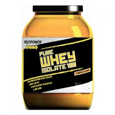 Multipower Whey Protein Isolate 100 908 Gr