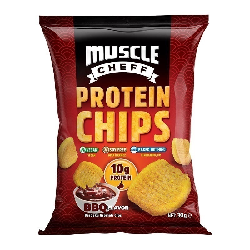 Muscle Cheff Protein Chips 30 Gr