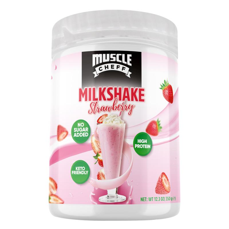 Muscle Cheff Protein Milkshake 350 Gr