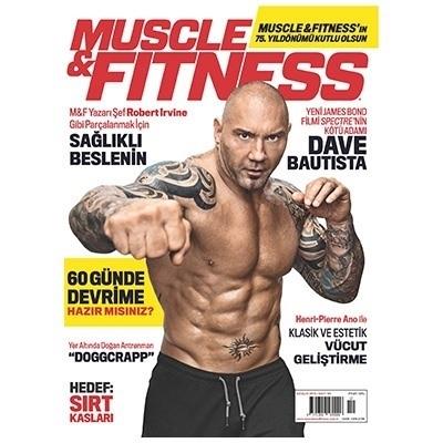 Muscle & Fitness Aralık 2015 Sayısı