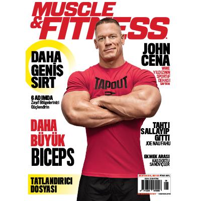 Muscle & Fitness Ağustos 2016 Sayısı