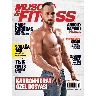Muscle & Fitness Ekim 2016 Sayısı