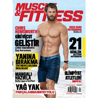 Muscle & Fitness Eylül 2016 Sayısı