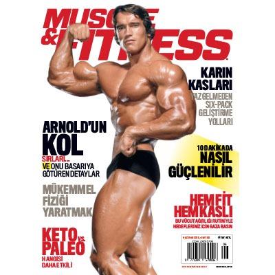Muscle & Fitness Haziran 2016 Sayısı