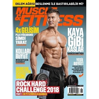 Muscle & Fitness Haziran 2018 Sayısı