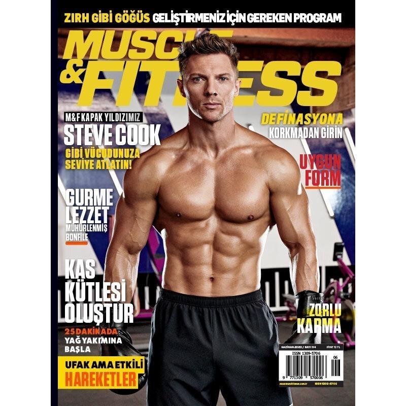 Muscle & Fitness Haziran 2020 Sayısı