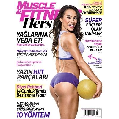 Muscle & Fitness Hers Haziran - Temmuz 2015 Sayısı