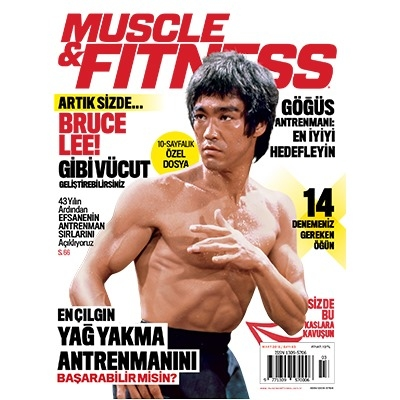 Muscle & Fitness Mart 2016 Sayısı