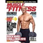 Muscle & Fitness Mayıs 2019 Sayısı