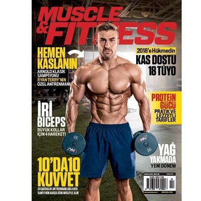 Muscle & Fitness Şubat 2018 Sayısı