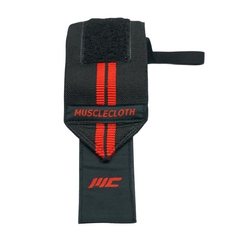 MuscleCloth Pro Wrist Wraps 2'li Paket