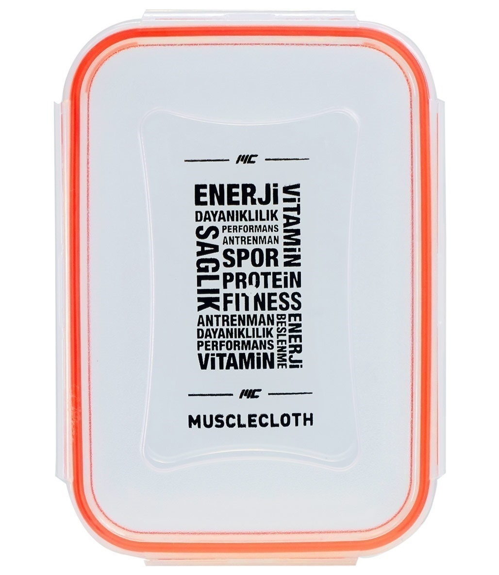 MuscleCloth Termo Çanta Seti Gri