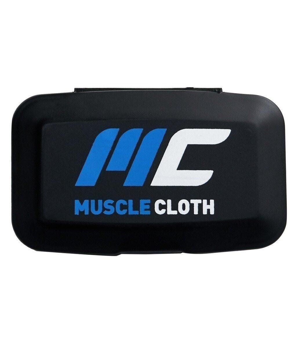 MuscleCloth Termo Çanta Seti Siyah