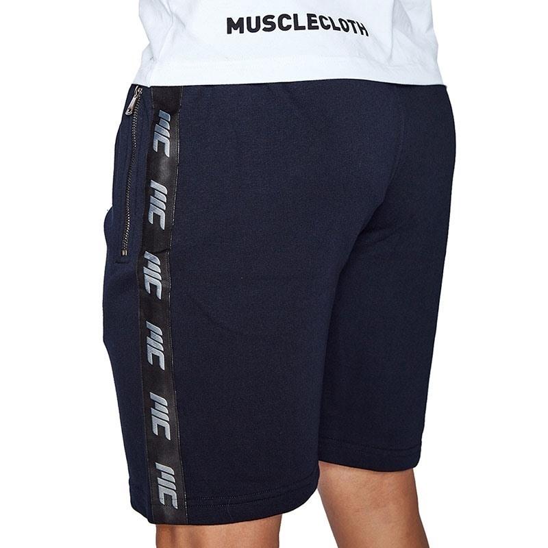 MuscleCloth Training Şort Lacivert