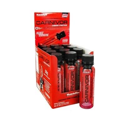 Musclemeds Carnivor 50 Gr Protein Shots 1 Adet
