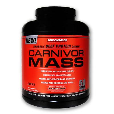 Musclemeds Carnivor Mass 2590 Gr