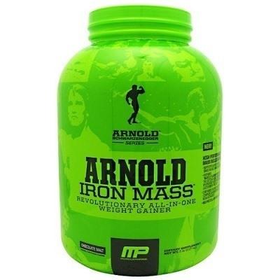 Musclepharm Arnold Series Iron Mass 2270 Gr