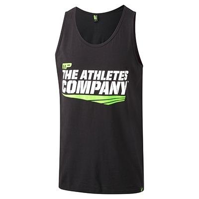 MusclePharm Atlet 'The Athletes Company' Siyah