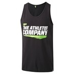MusclePharm Atlet 'The Athletes Company' Siyah