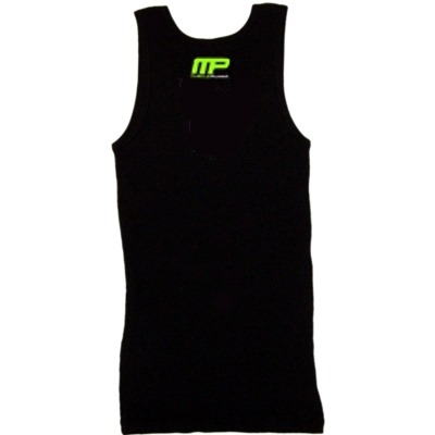 MusclePharm Atlet 'We Live This' Siyah