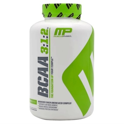 Musclepharm BCAA 3:1:2 240 Kapsül
