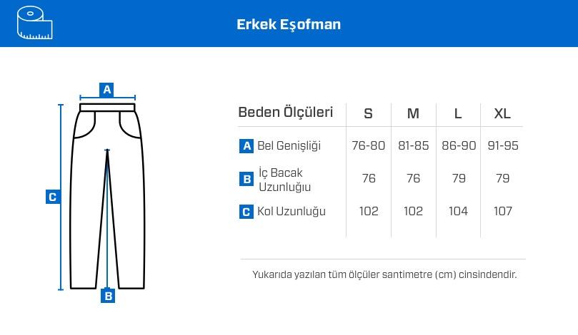 MusclePharm Eşofman 'MP' Siyah