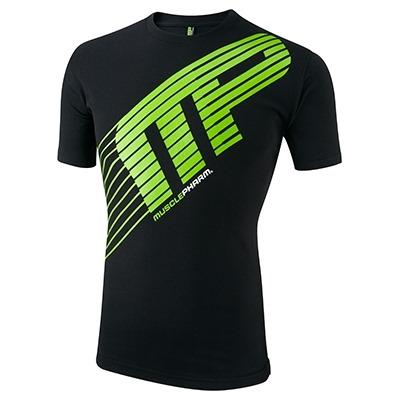 MusclePharm T Shirt 'MP' Siyah