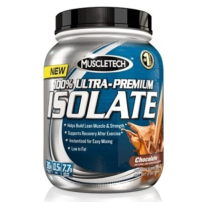 Muscletech % 100 Ultra Premium Isolate 908 Gr