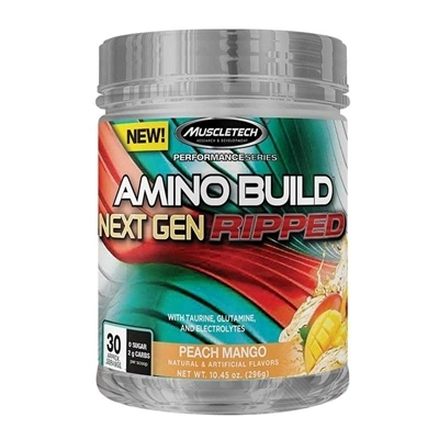 Muscletech Amino Build Next Gen Ripped 296 Gr