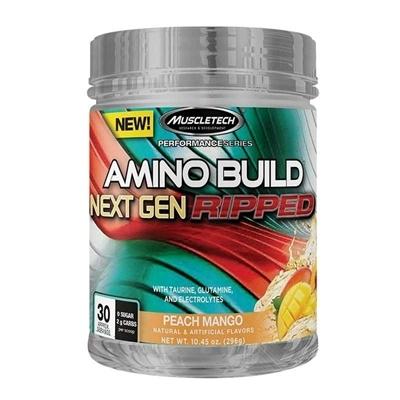 Muscletech Amino Build Next Gen Ripped 296 Gr